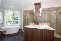 SPA Like Master Baths / Murray Franklyn Builds SPA Like Master Baths