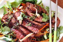 Beef / Pork / steaks    ( Carnes ) / by luz maria jimenez