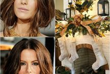 Festive Hairstyles for Christmas Party 2013