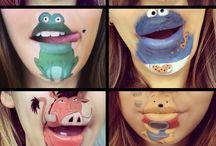 Yüz ve ağız boyama