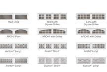 Okna - rodzaje, kolory, akcesoria / Wszystko, co związane z oknami i może mi się kiedyś przydać