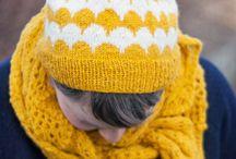 Virkat / Crochet!