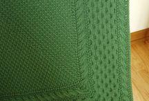 szydelkowe dywany / robotki na szydelku