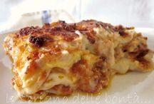 Lasagne al forno ricetta