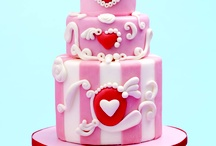 Valentine's Day Cakes / by Jo-Anne Touchette