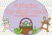 Spring activities / by Michelle Coble