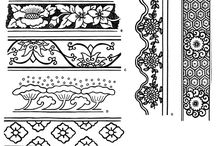 Узоры орнаменты