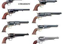 Rewolwery i pistolety