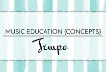 Tempo - Music Education {Concepts} / Ways to introduce fast & slow and teach tempo