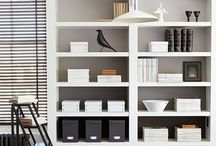 Going grey / Using Grey tones in interior design, decorating and styling