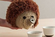 Crochet Tea Cosy Love