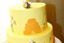 beekeepeer cakes