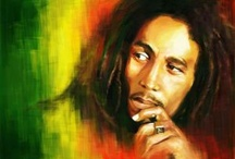 Bob Marley Pop Art / Bob Marley, a well-know icons and the most recognizable Jamaican entertainer of the world. Add Bob Marley pop art to liven up and add more fun to your home.