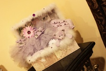 Diaper Cakes by Angela's Fantasy Creations / by Angela Creation