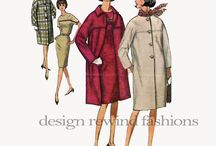 VINTAGE COAT PATTERNS