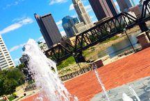 Columbus / Cincinnati / Columbus & Cincinnati and Central / Southern Ohio