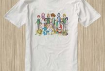 Digimon Adventure Anime Tshirt