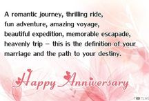 Anniversary Wishes / Anniversary Wishes, Quotes and Images