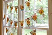 Party Ideas... Decorations / by Robin Millett
