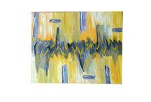 Modern Art: Gekleurde Grijstinten