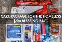 Blessing bag ideas