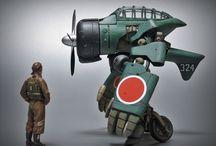 Klas 3: Robot