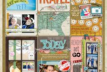 Scrap Booking & P365 / by Robyn Hirvela
