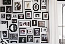 Gallery art wall