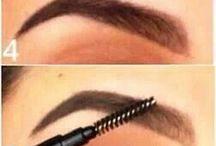 Make Up Tutorials / Different tutorials/ step by steps on anything to do with make up