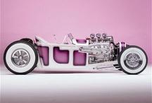 Custom rods and cars / by Stephanie Eddins