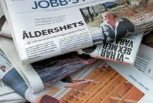 Newspapers / Here is the collection of Newspapers with whom we are associated with