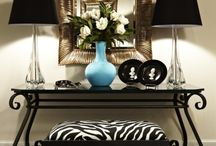 Luxury & Beauty Black and white