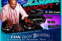 VIDEO DJ TDK STARTS AUSTIN AVENUE MEMORIAL DAY WEEKEND / YOU HEARD IT HERE FIRST! visit www.mykaraokedj.com for more information  VIDEO DJ TDK (FORMERLY @ BEAMERS) IS STARTING FRIDAY MEMORIAL DAY WEEKEND AND EVERY FRIDAY AT AUSTIN AVENUE II IN RICHARDSON 1801 N. PLANO ROAD, RICHARDSON, 75081.  RESERVATIONS GOING FAST!!  MAKE YOURS TODAY 972.907.8003.  TDK IS NOW IN THE MAIN ROOM. DJ DEX IS ON PATIO SIDE FOR KARAOKE. SHOWTIME IS 9:30-2AM.