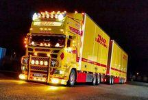 trucks voor Arentien