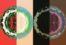 Tlo. / Color