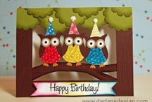 Cards - Stampin Up / by Tammy Godwin