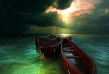 Boats.båter.sandal