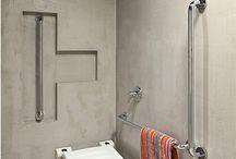 Projetos para banho