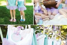 Party Planning: Little Mermaid