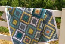 Quilting (and the like) / My fav quilts, sewing projects and tips.  / by Sara Bolinger