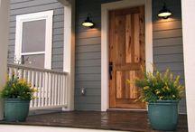 pintura casa exterior