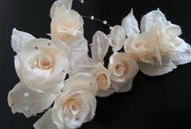Tocados de Novias / Aquí encontraras los tocados de novia que estabas buscando