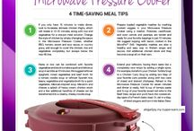 Pressure cooker Tupperware Recipes