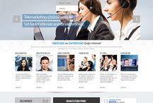 Telekominikasyon Tasarımları / Web Tasarımı