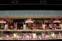 VALENTINE'S WINDOW for Rox the best jewellers in Scotland by Marco Barros.