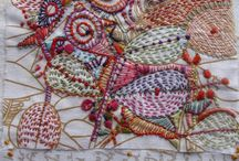 STITCHING and EMBROIDERY