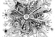 Zentangle / by Lauren Standriff