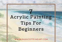 Painting: Acrylic