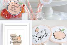 Sweet as a Peach / by Stefanie Williams