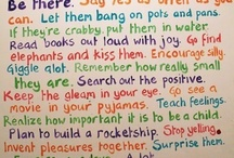 Things to remember....now as a parent